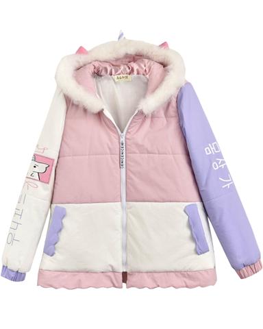 Winter Unicorn Jacket Winter jackets women, Jackets for