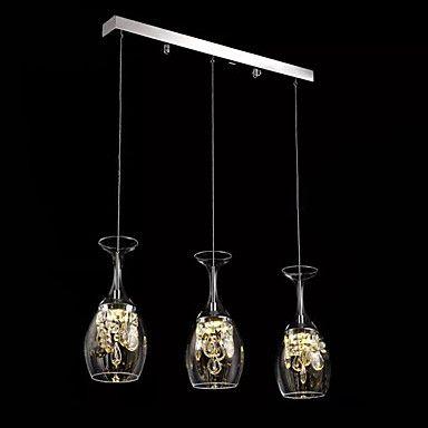 SL® Moderno / Contemporáneo Lámparas Colgantes Luz Ambiente - LED ...