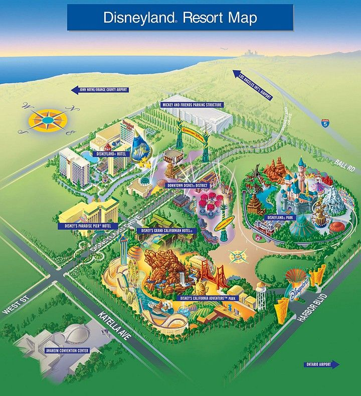 Off Site Hotels At Disneyland