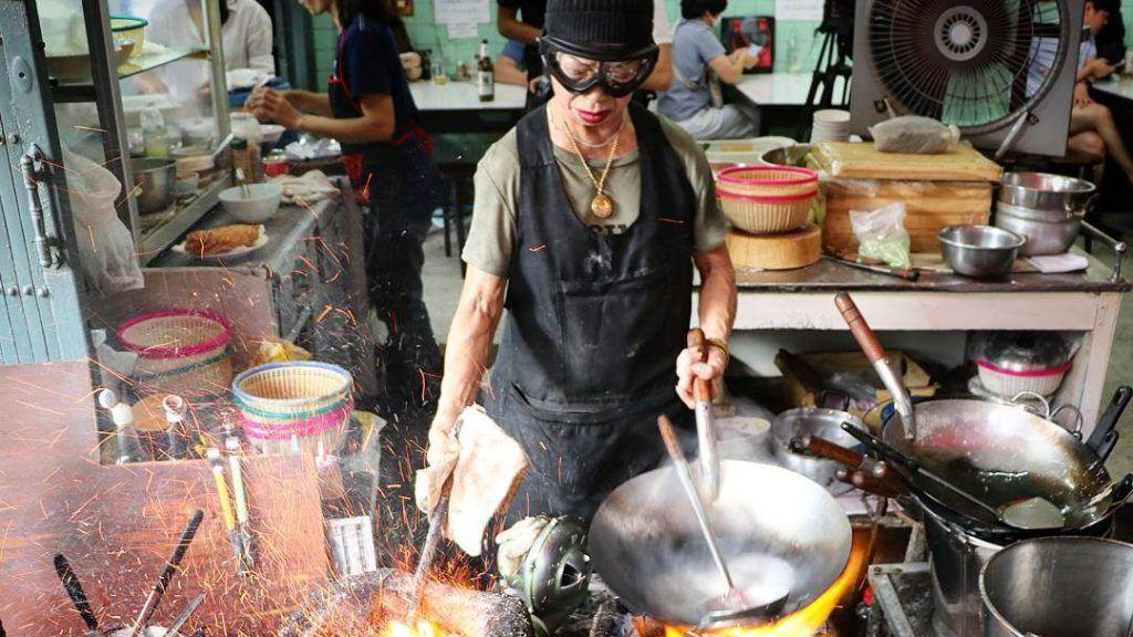 The Bangkok Street Vendor Who Just Won a Michelin Star