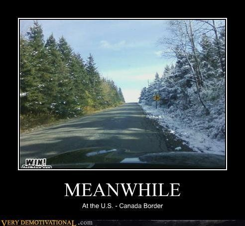 I love Canadian humor. It pleases Americans.