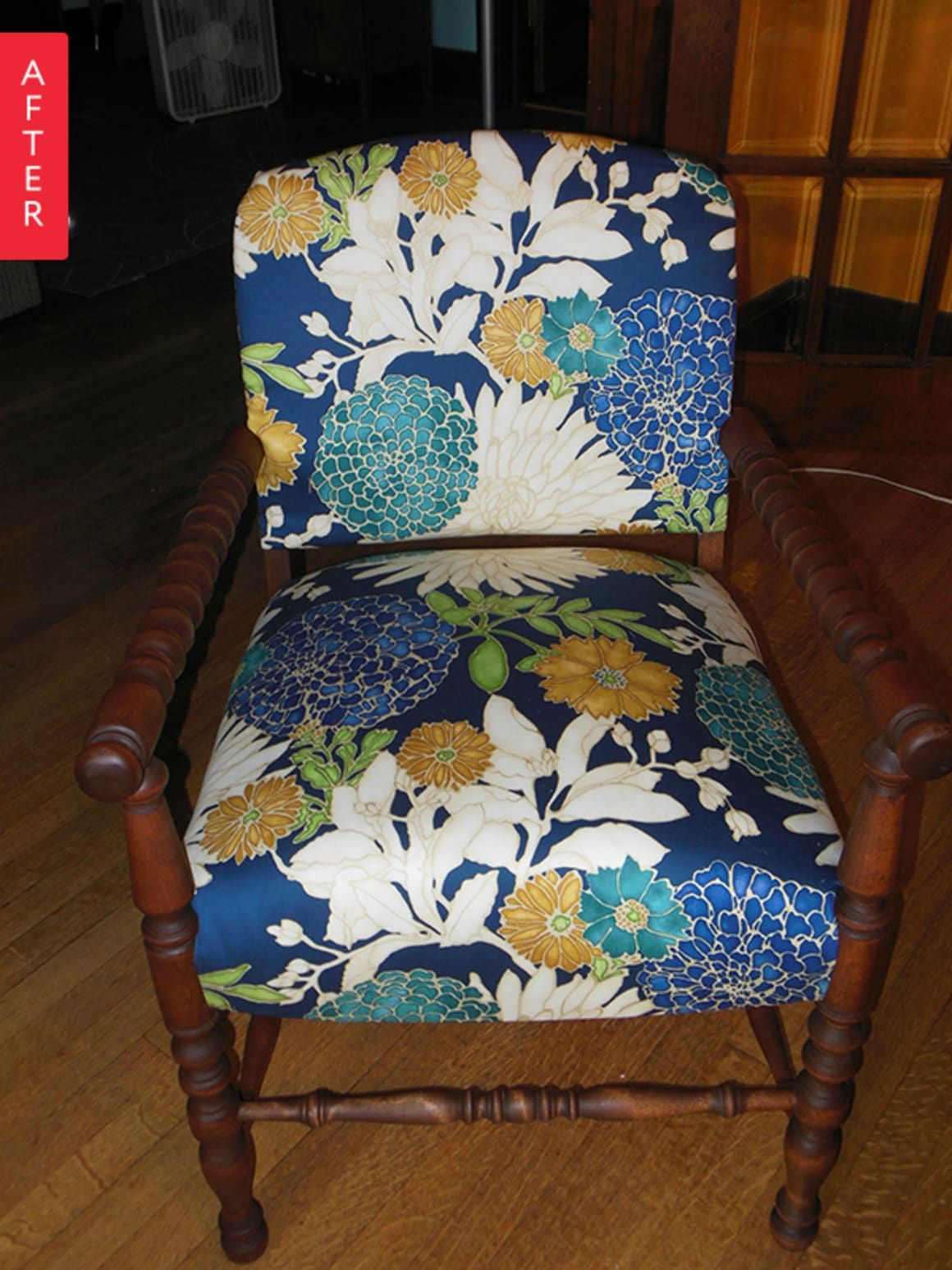 """Before & After Jenny Lind Furniture to """"Chairish"""