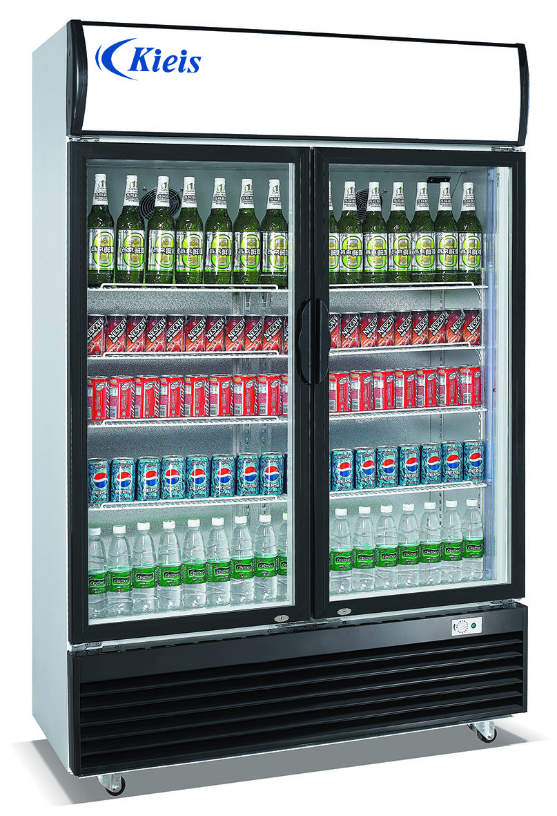 Commercial Refrigerator By Kieis Is Available As Double Door