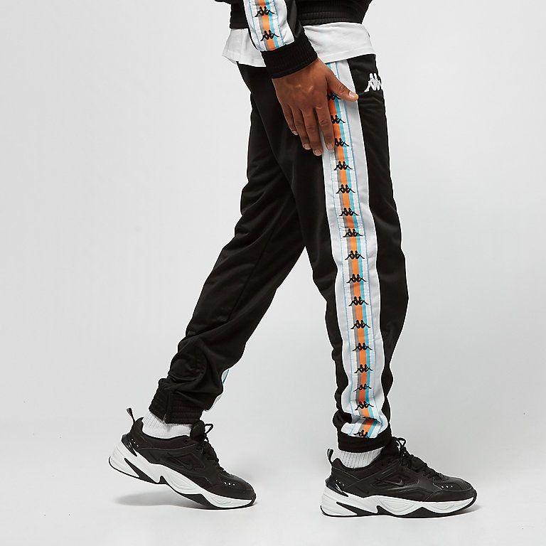 chico utilizar paquete  Compra Kappa Valton black Pantalones de entrenamiento en SNIPES |  Pantalones de entrenamiento, Pantalones, Entrenamiento