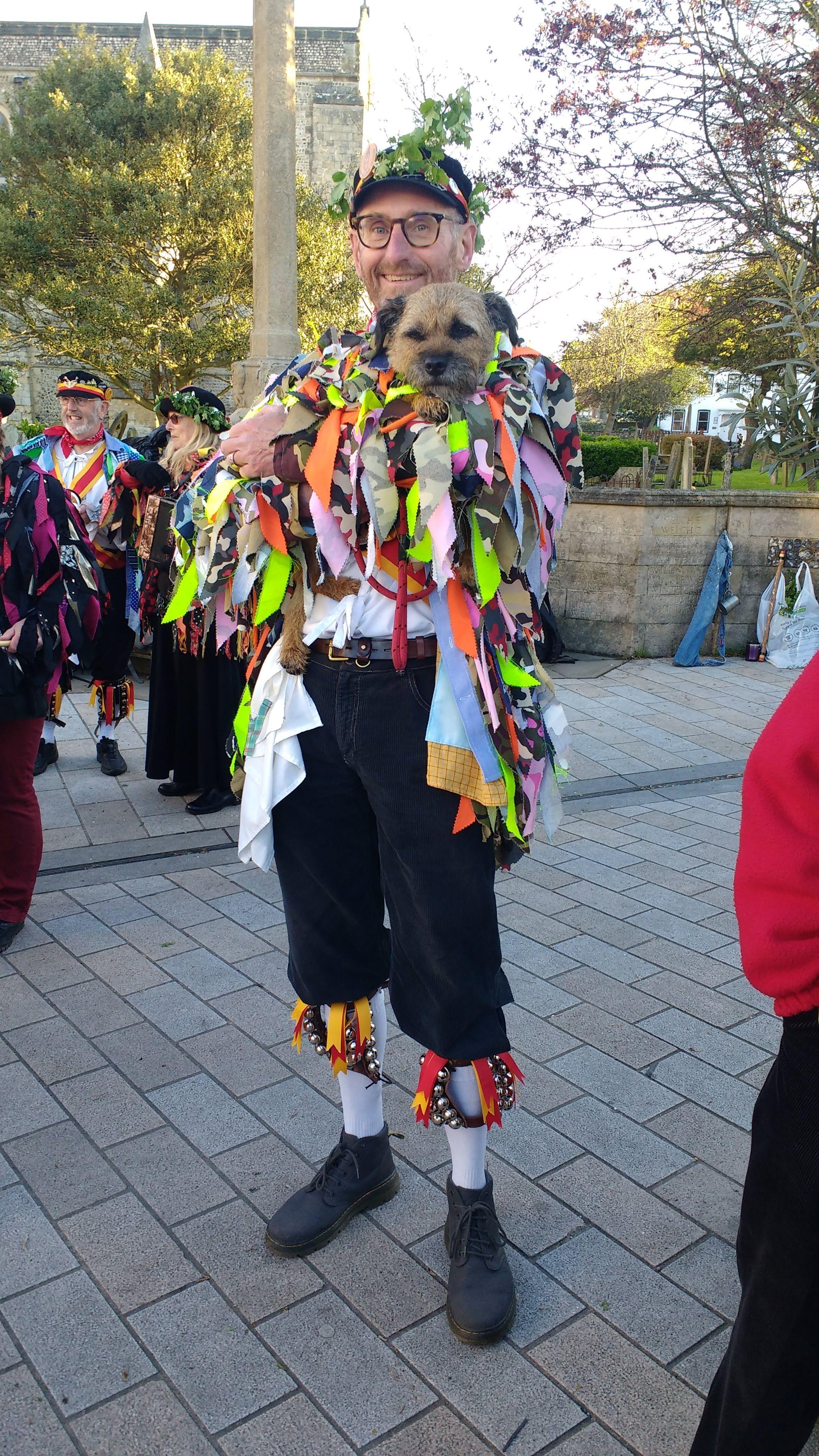 Morris Day of Dance Dance, Folk dance, Celebrities