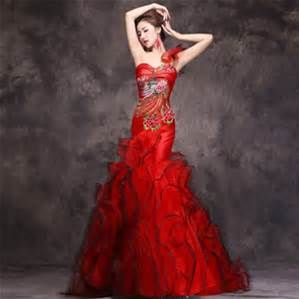 Chinese Inspired Wedding Dresses Bing Images