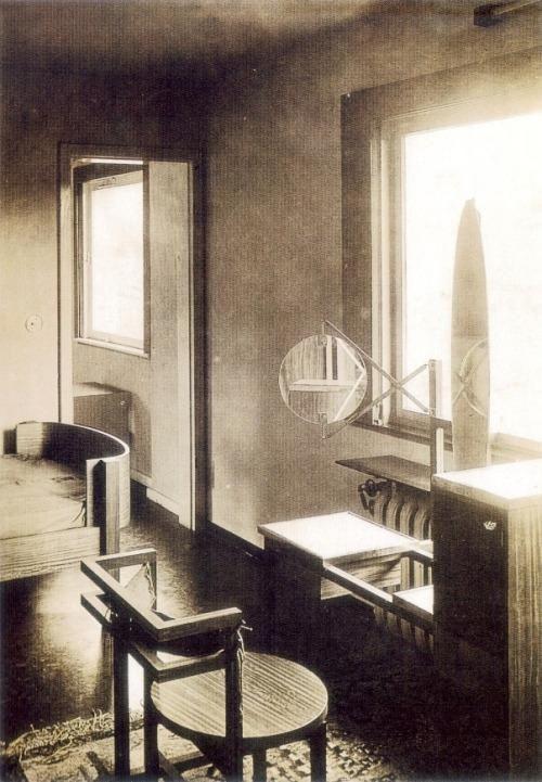 haus am horn marcel breuer dressing room of the 1923 aps herning