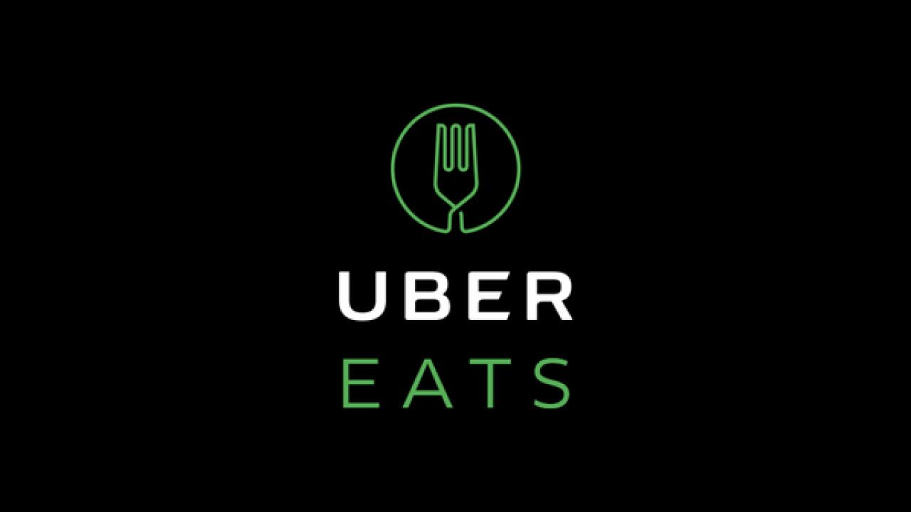 Food Delivery And Takeout Order Online Uber Eats Eat Logo Promo Codes Food Logo Design Inspiration