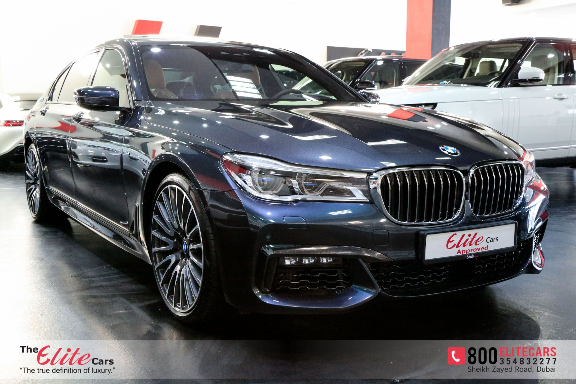 Bmw 750li M Kit Brand New Six Years Warranty And Service Contract Highest Options The Elite Cars For Pre Owned And Used Cars Bmw Car Dealership Mercedes Car