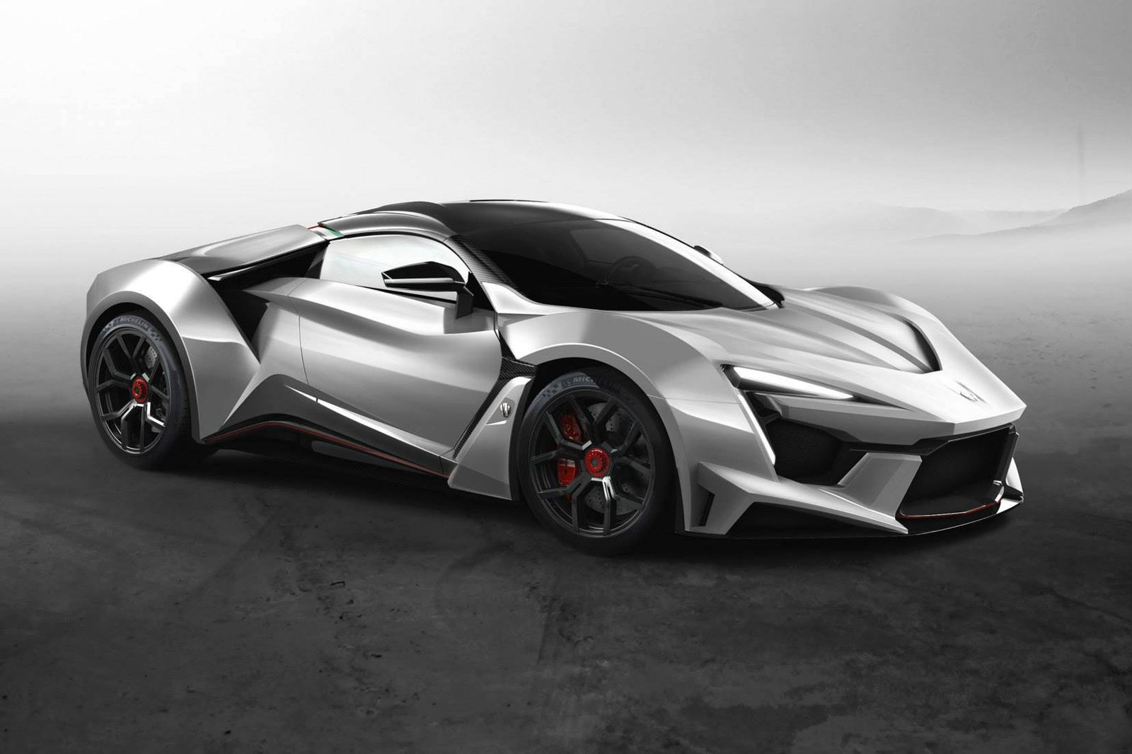 W Motors Fenyr Supersport Wallpapers Carro Supercarros Carros Lamborghini