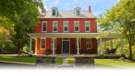 Stupendous Hollinger House Bed And Breakfast In Lancaster Pa Bed And Download Free Architecture Designs Estepponolmadebymaigaardcom