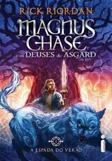 Resenha: Magnus Chase, A Espada do Verão | Mini Mundo