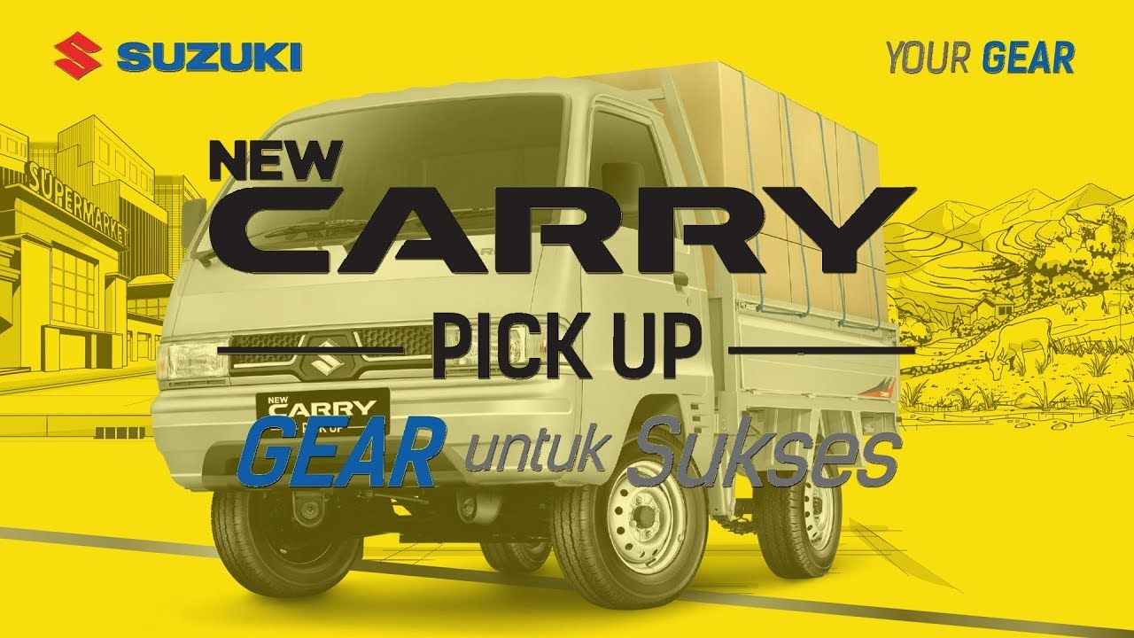 Harga Kredit Suzuki Carry Pick Up Bandung 2019