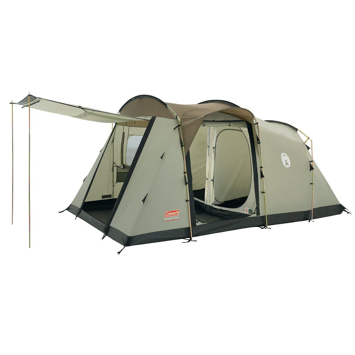 Coleman Cabin Tent C&ing is an excellent way to clear your mind and express your quieter side.  sc 1 st  Pinterest & Coleman Mackenzie 4 person #tent - http://www.survivalsuperstore ...