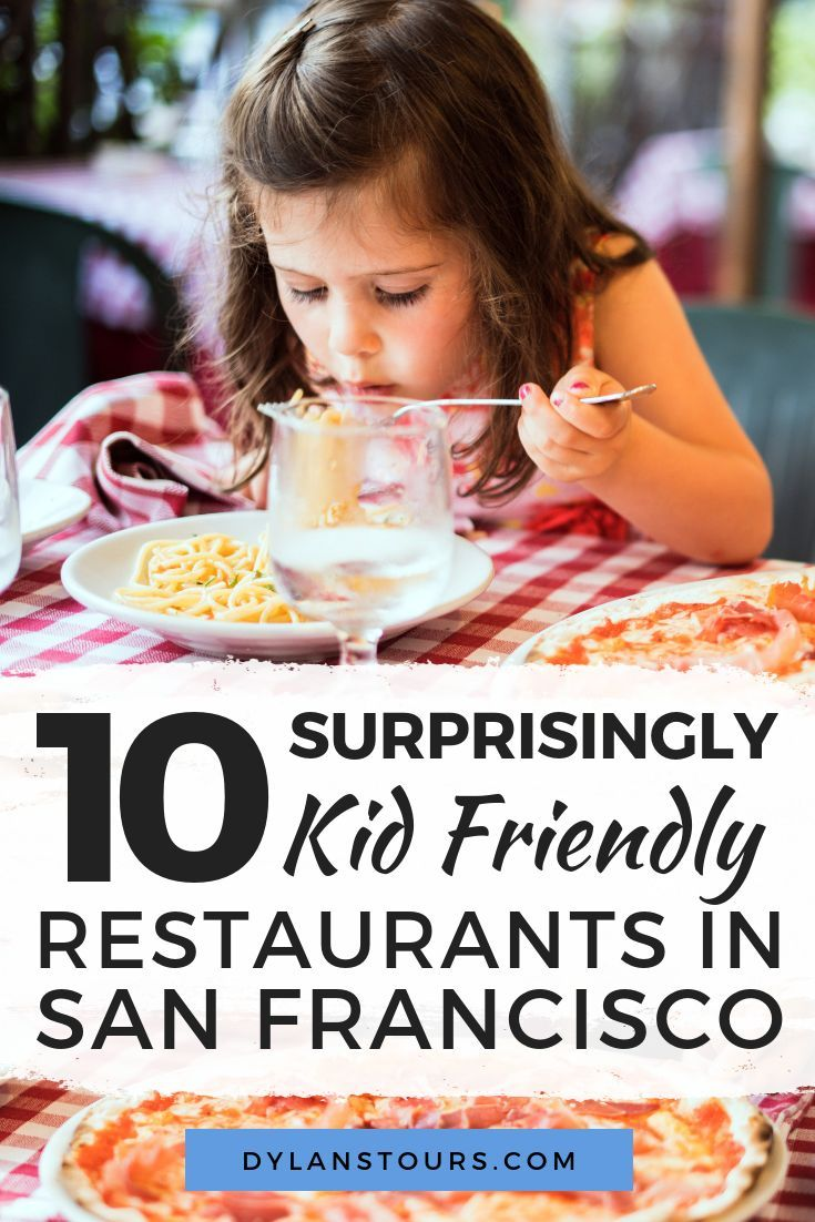San Francisco, California is a family-friendly city in all aspects. While the big chain restaurants cater to children, we have 10 local restaurants that your kids will fall in love with - and you will too! #FamilyTravel #Foodie #FoodieTravel #SanFrancisco #California #USA #UnitedStates #Travel
