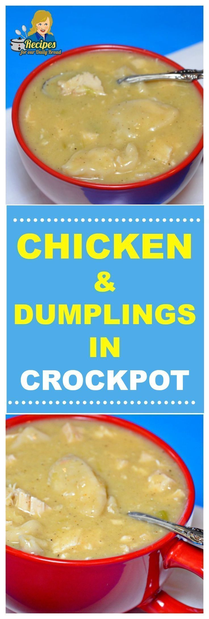 CHICKEN & DUMPLINGS COMPLETELY MADE IN YOUR CROCKPOT #chickendumplingscrockpot Easy and Delicious CROCK POT CHICKEN DUMPLINGS Crock Pot Chicken & Dumplings Are So Much Easier To Make Than The Homemade Version. #crockpot #slowcooker #chicken #soup #chickendumplingscrockpot CHICKEN & DUMPLINGS COMPLETELY MADE IN YOUR CROCKPOT #chickendumplingscrockpot Easy and Delicious CROCK POT CHICKEN DUMPLINGS Crock Pot Chicken & Dumplings Are So Much Easier To Make Than The Homemade Version. #crockpot #slow