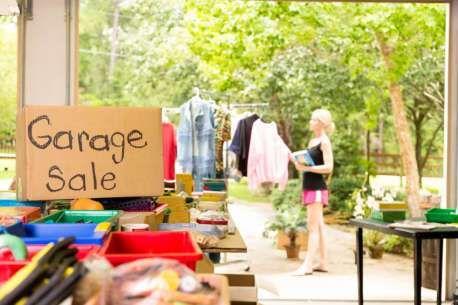 2020 Citywide And Neighborhood Garage Sales Neighborhood Garage Sale Garage Sale Tips Garage Sales