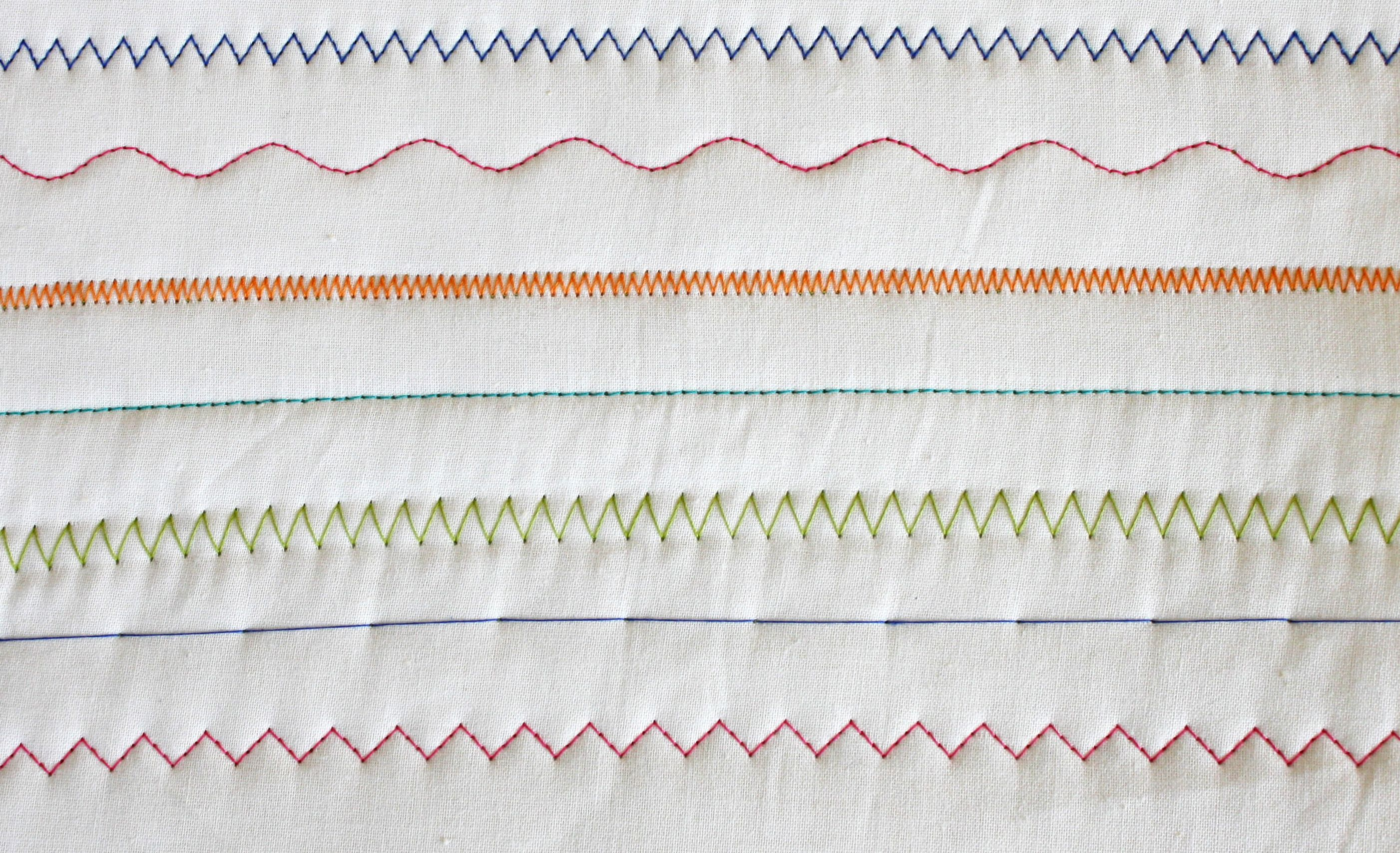 5 Top Stitches For Sewing And Quilting Stitch Sewing Sewing Techniques
