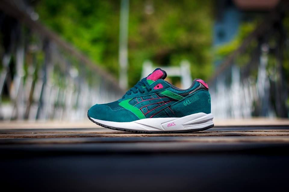 Asics Gel Saga Shaded Spruce With Images Trendy Womens