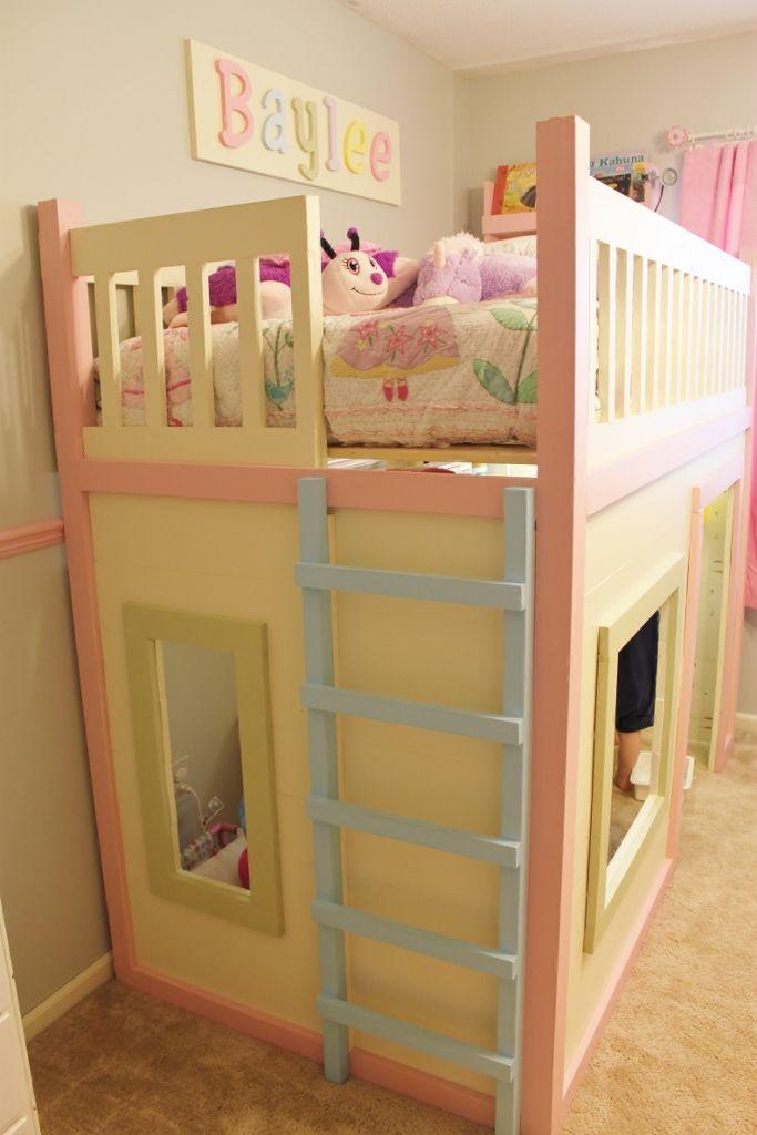 Playhouse Loft Bed Playhouse Loft Bed Play Houses Loft Bed