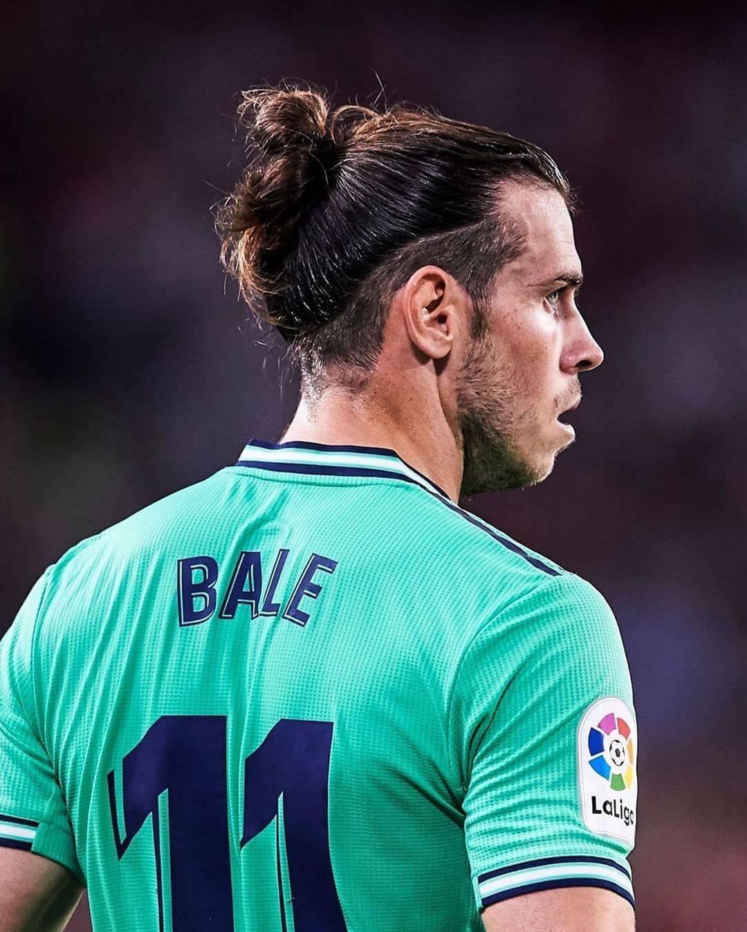 Gareth Bale Idol Cabelo Cabelo Longo Fotos