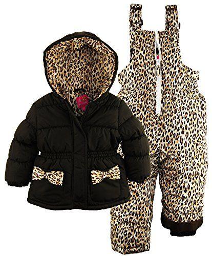 a269d8b8791a Carhartt Baby Girls  Camo Snowsuit