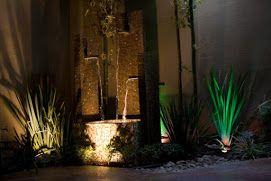 Fountain #fuente #patio #ordonez arq. Jorge Ordoñez #muchoverde