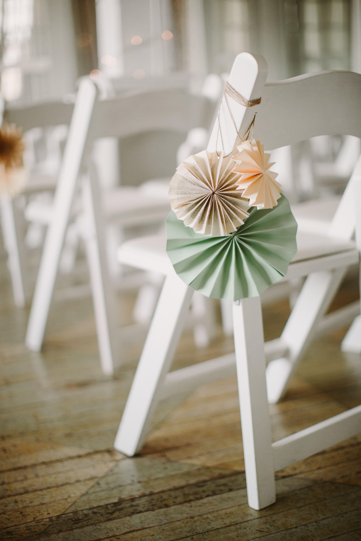 Wedding chair decorations diy  Glamorous Vintage Summer Wedding  Pinterest  Photography Wedding