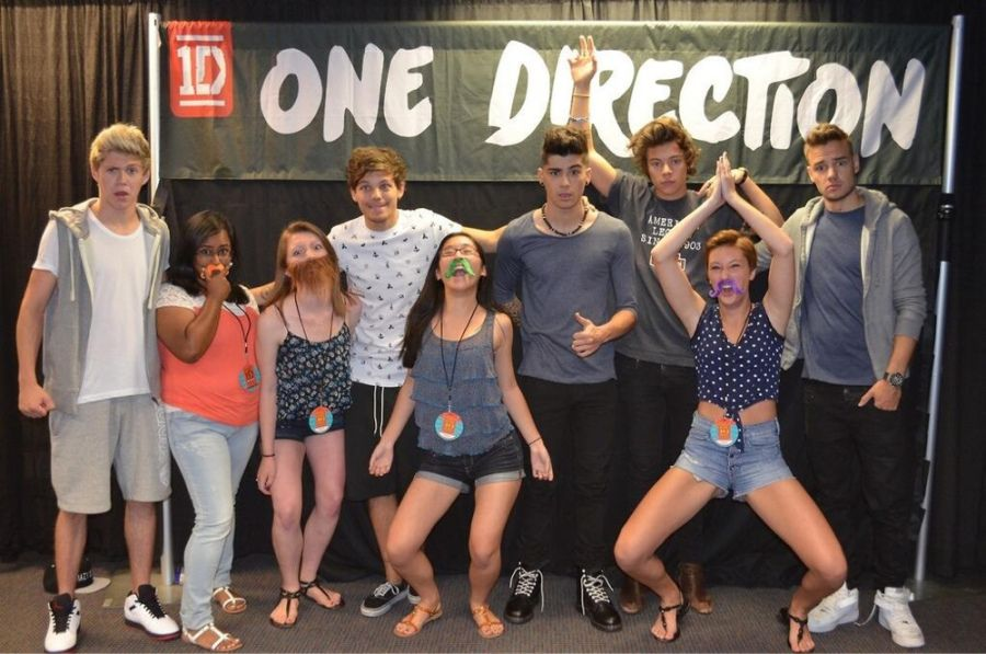 Meet and greet one direction celebrities pinterest one meet and greet one direction m4hsunfo