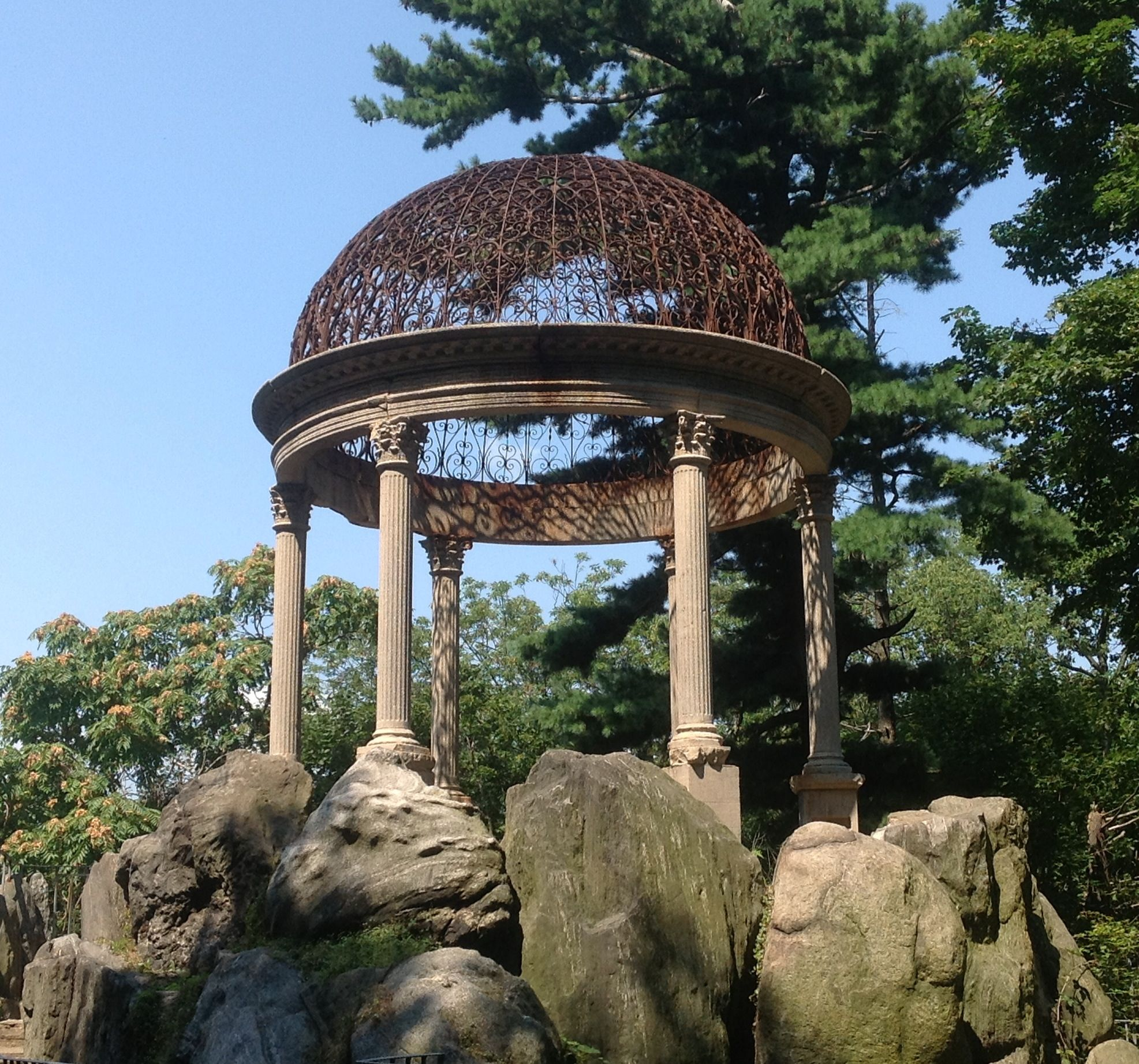 I Took This Picture Recently At Untermyer Park, Yonkers
