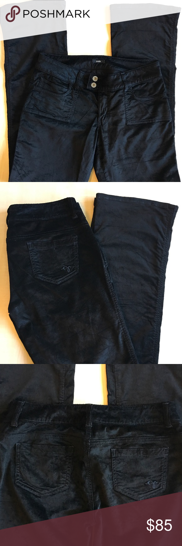 Guess Corduroy Soft Stretch Pants | D, Stretch pants and Legs