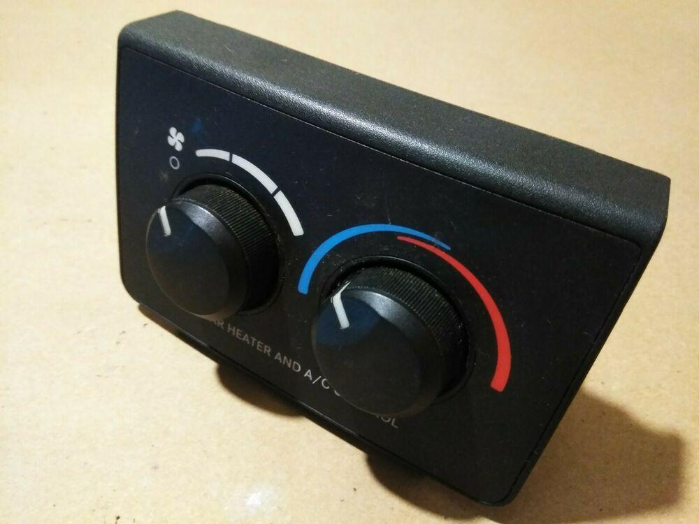 04-09 Dodge Durango ASPEN Rear Air Conditioned AC Heat