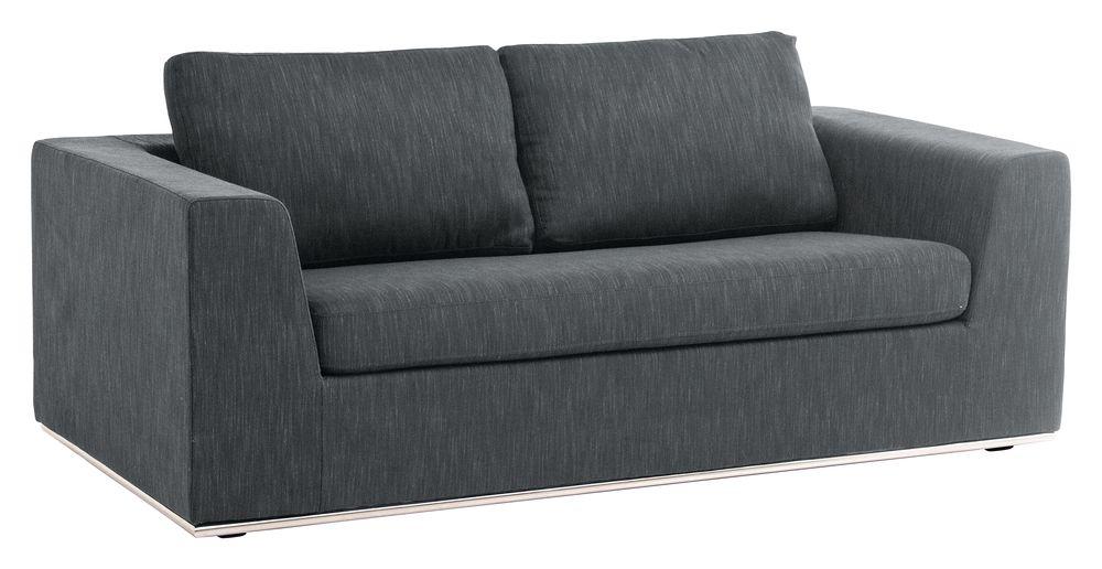 Dwell Oban Sofa Bed Dark Grey