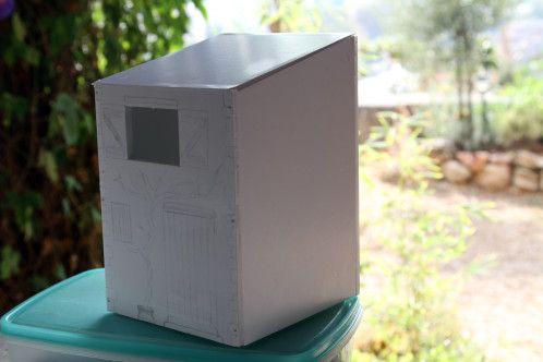 nouvelle petite maison de village 2010 cr che. Black Bedroom Furniture Sets. Home Design Ideas