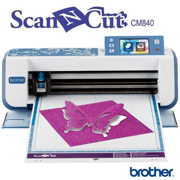 scanncut cm840 brother machine de d coupe avec scanner int gr 800 motifs. Black Bedroom Furniture Sets. Home Design Ideas