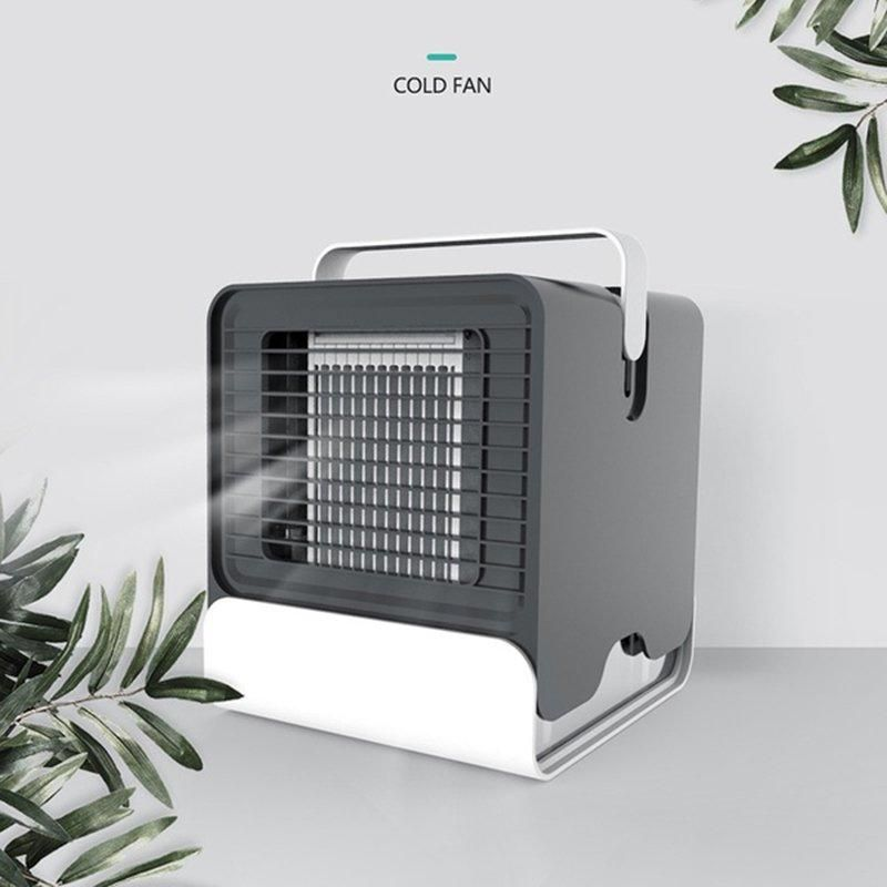 Portable Mini Air Conditioner Cool Cooling For Bedroom Artic Cooler Fan Air Conditioning Fan Artic Coolers Cool Desktop