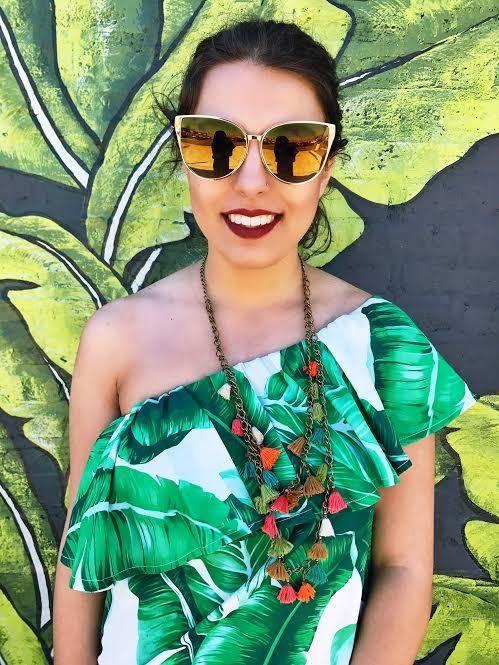 Gold Goddess Sunglasses
