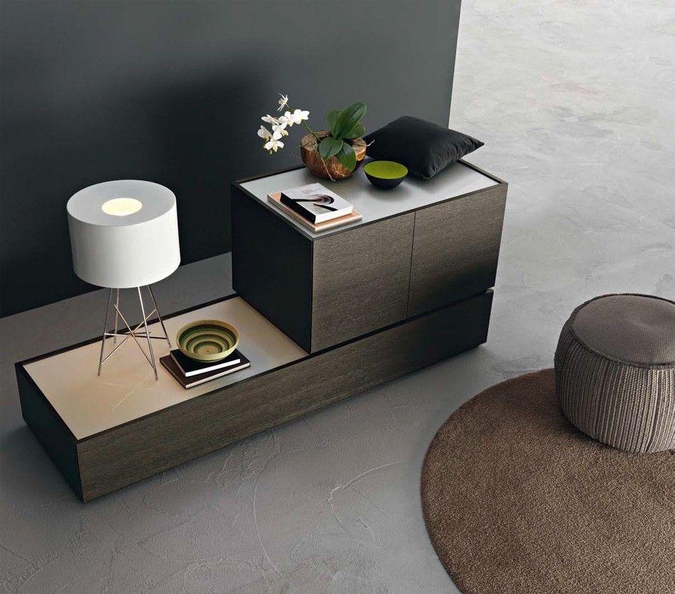 Meuble Tv Ou Meuble D Appoint Chevet Sangiacomo Modern Furniture Living Room Furniture Luxury Furniture Showroom