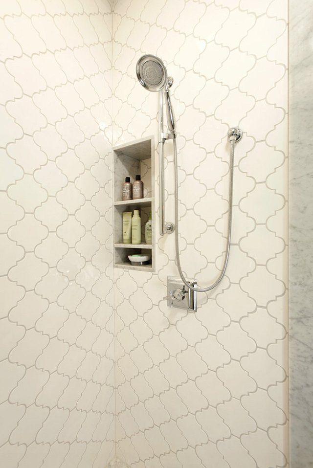 Arabesque Tile Design Pictures Remodel Decor And Ideas Page 4