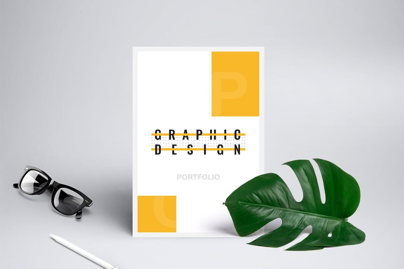 Graphic design portfolio template by templates on dribbble.