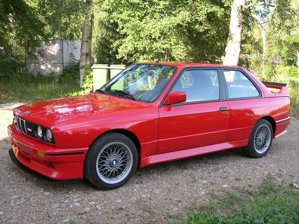 BMW M3 E30 Sport Evolution (1988) | Cool Car Stuff | Pinterest | E30 ...