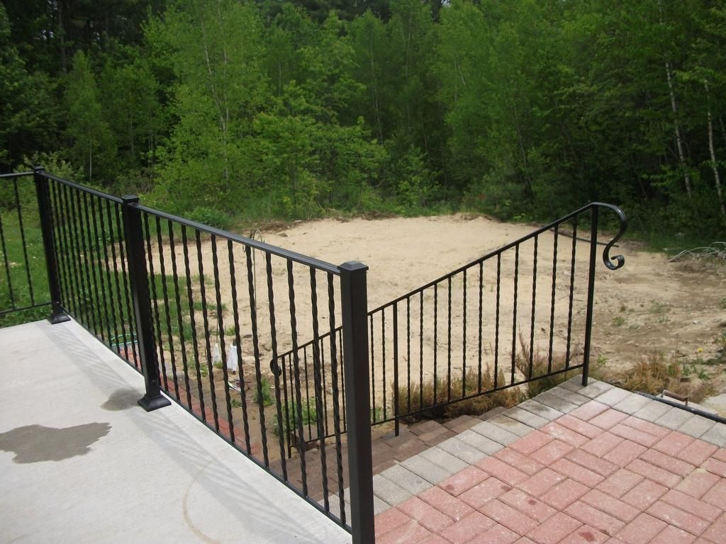 Hand Rail For Outdoor Steps Google Search Outdoor Hand   Wrought Iron Hand Railing For Steps