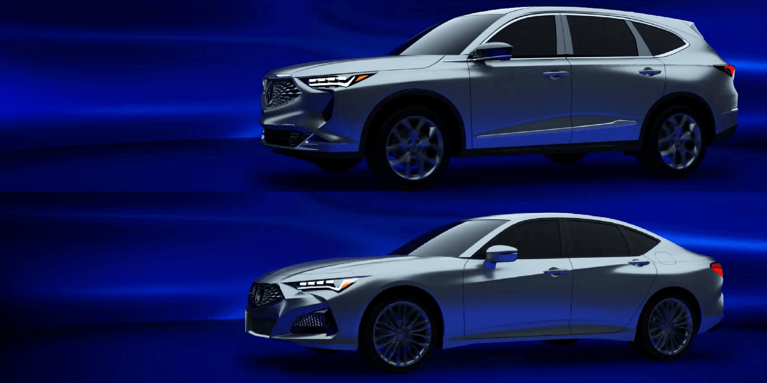 2021 Acura Tl Type S Model In 2020 Acura Mdx Acura Acura Tl