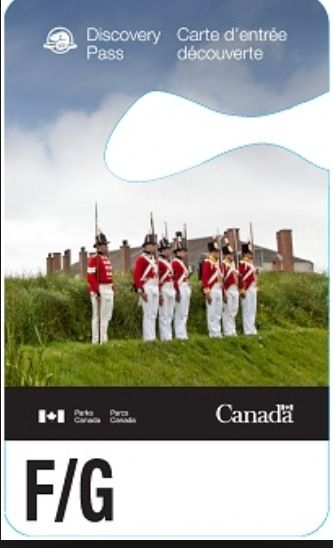 Discovery Passes Canada S Seasonal Annual And National Passes Permits Offer Excellent Value Good For National P Parks Canada Local Travel Historical Sites