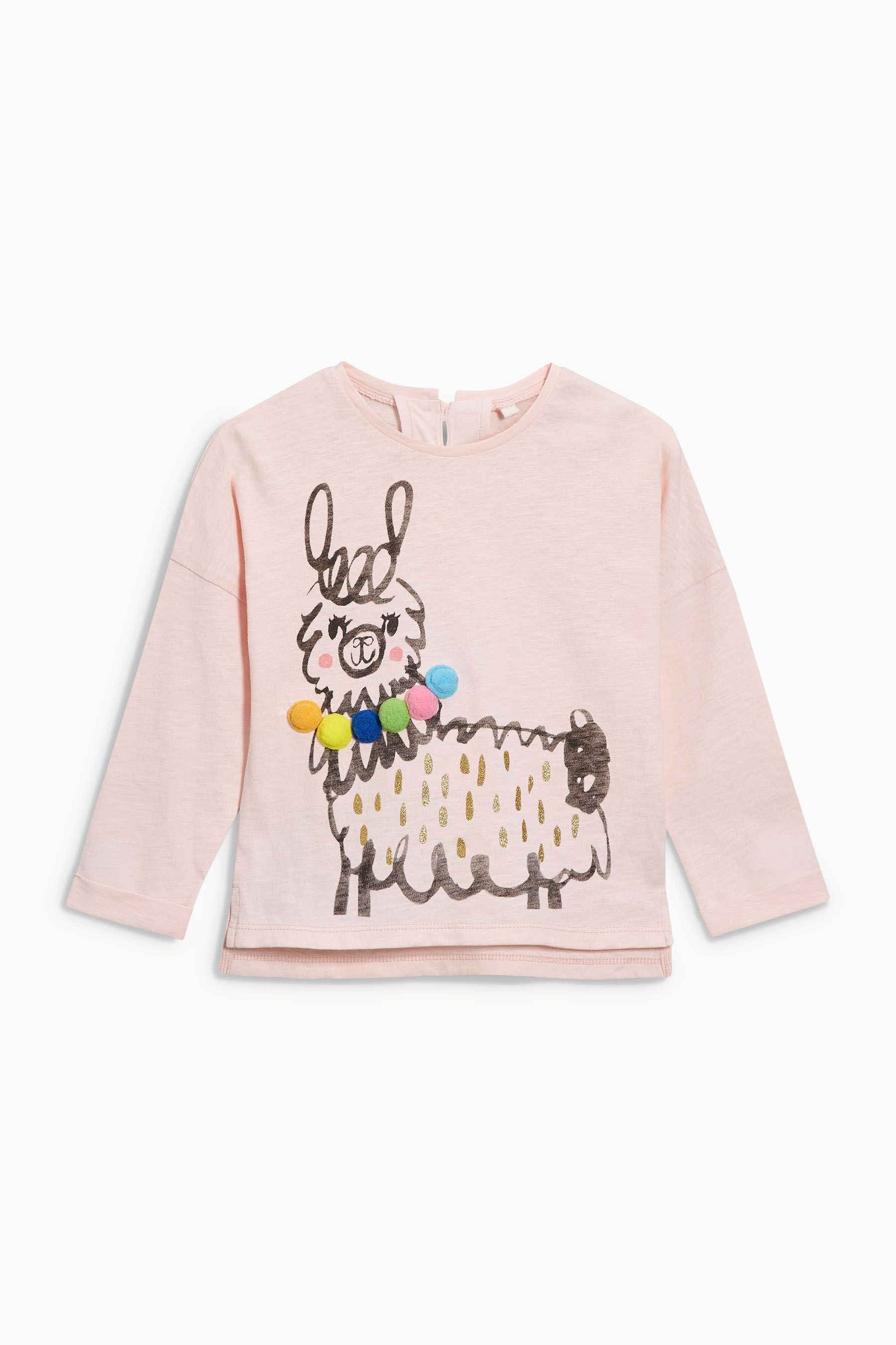 Buy Pink Llama T Shirt And Tights Set 3mths 6yrs From The Next Uk Online Shop Kids Fashion Clothes Online Kids Clothes Kids Fashion Magazine