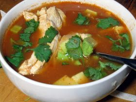 New York Food Journal: Mexican Tortilla Soup