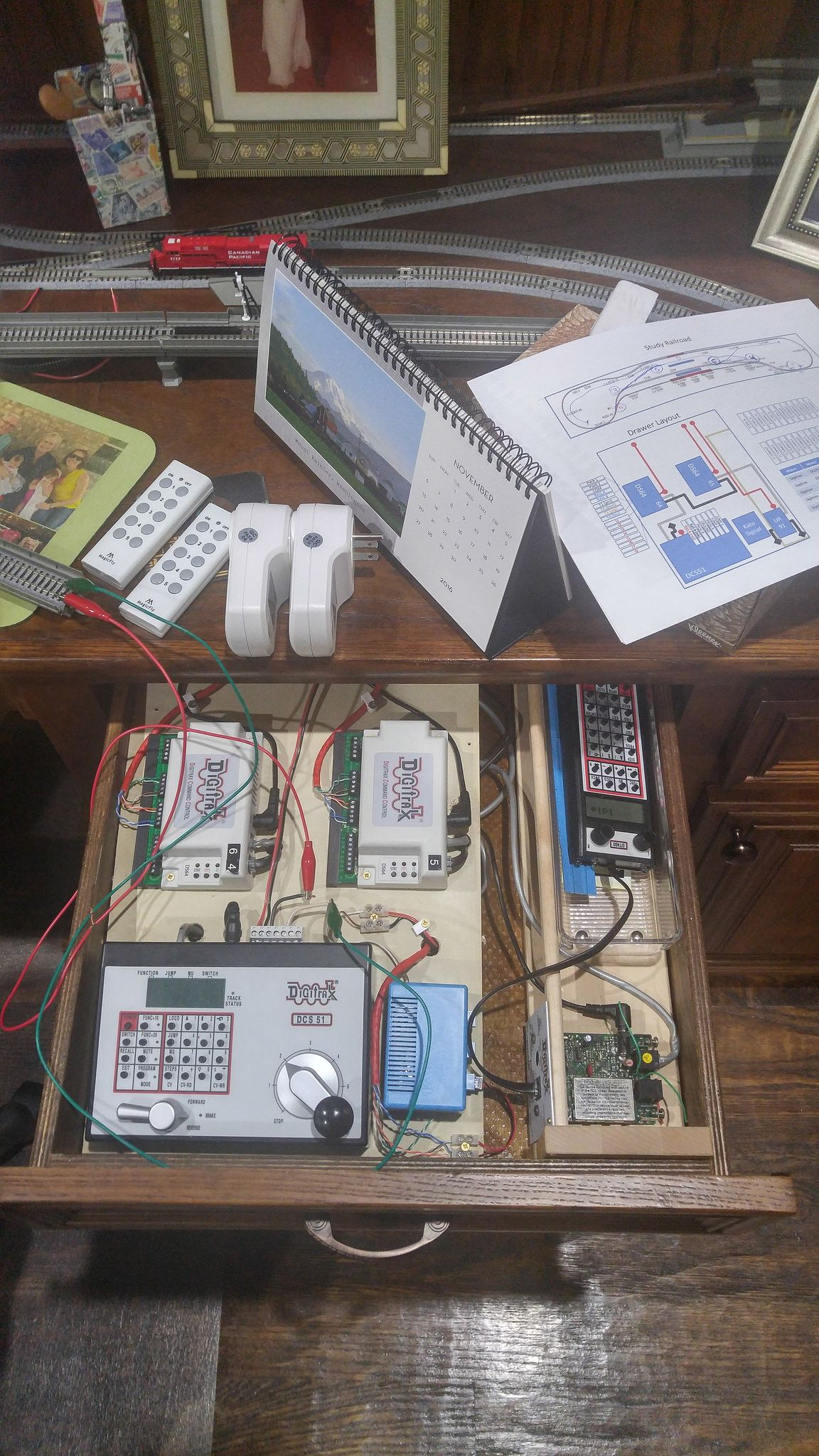 Digitrax Dcc Dcs51 Zephyr Drawer Pinterest Wiring Track My Friend Gws Layout Control For Components Ds64 And