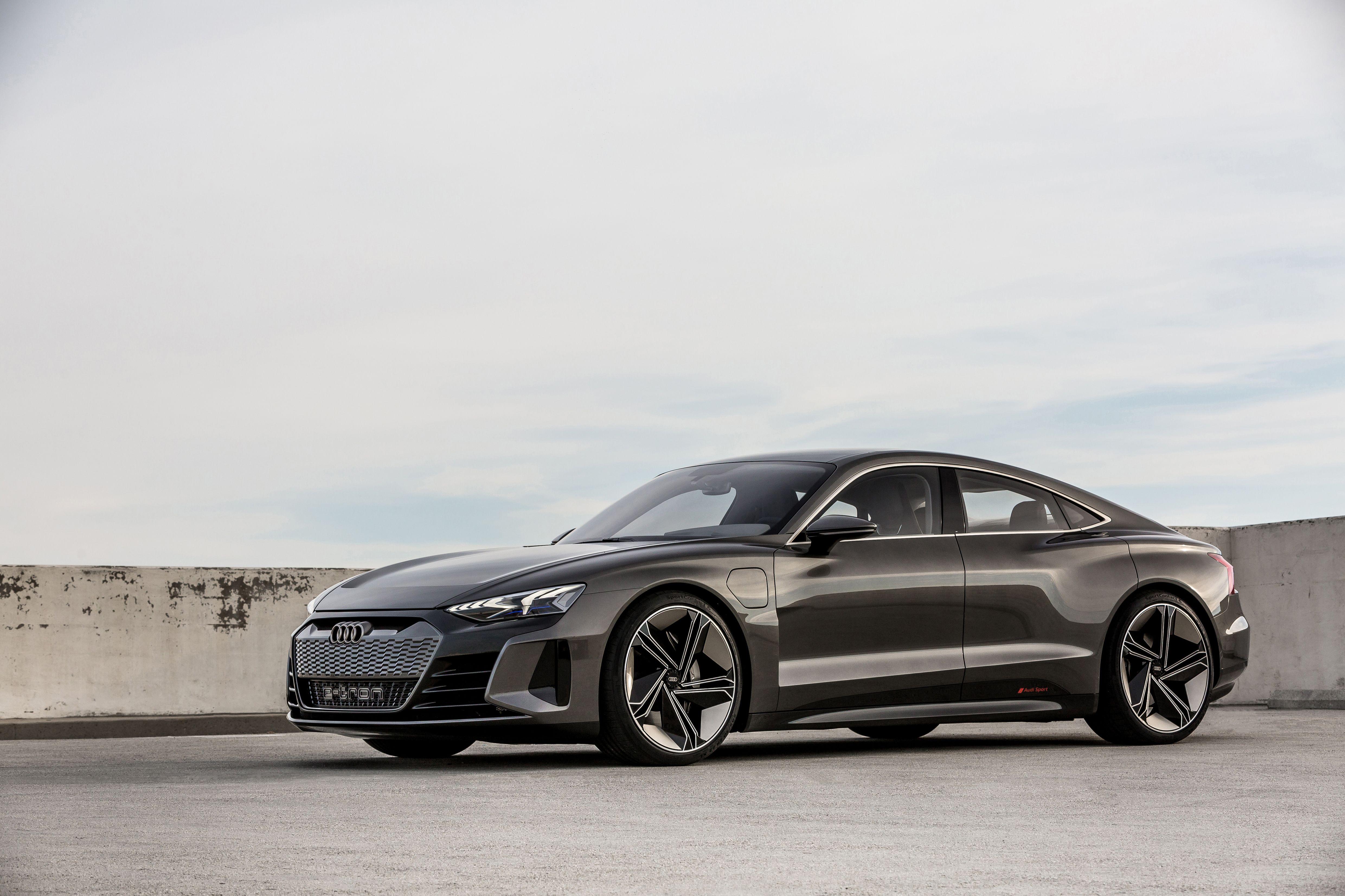 4k Wallpaper 2018 Audi E Tron Gt Concept Audi Cars