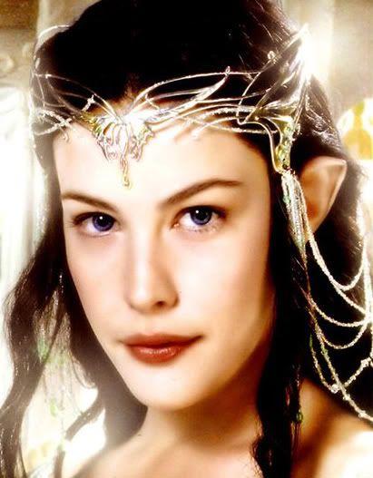 Emalthia Arwen Lord Of The Rings Liv Tyler