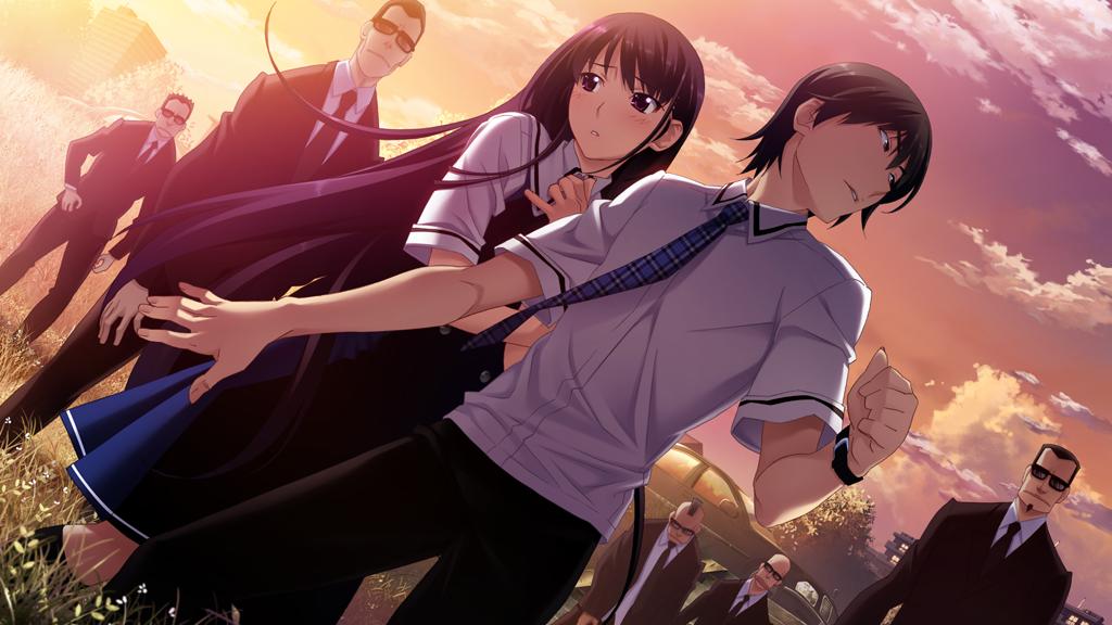 Cg Gallery Eroyume Grisaia No Kajitsu Anime Accion Personajes De Anime